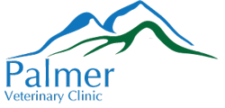 Palmer Veterinary Clinic Logo